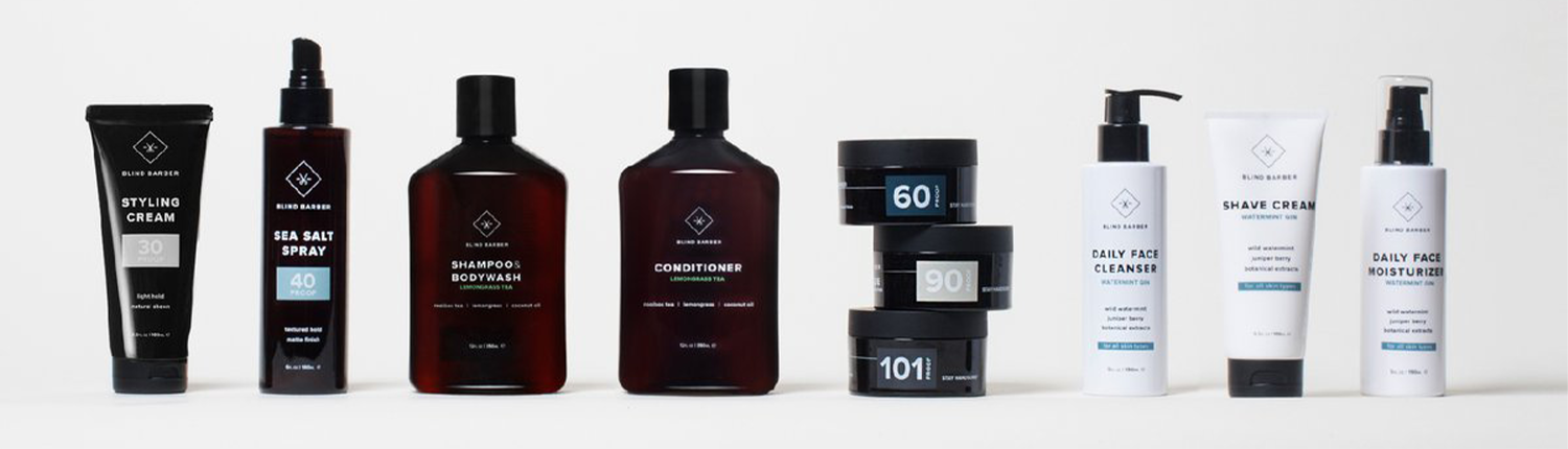 About the Blind Barber brand