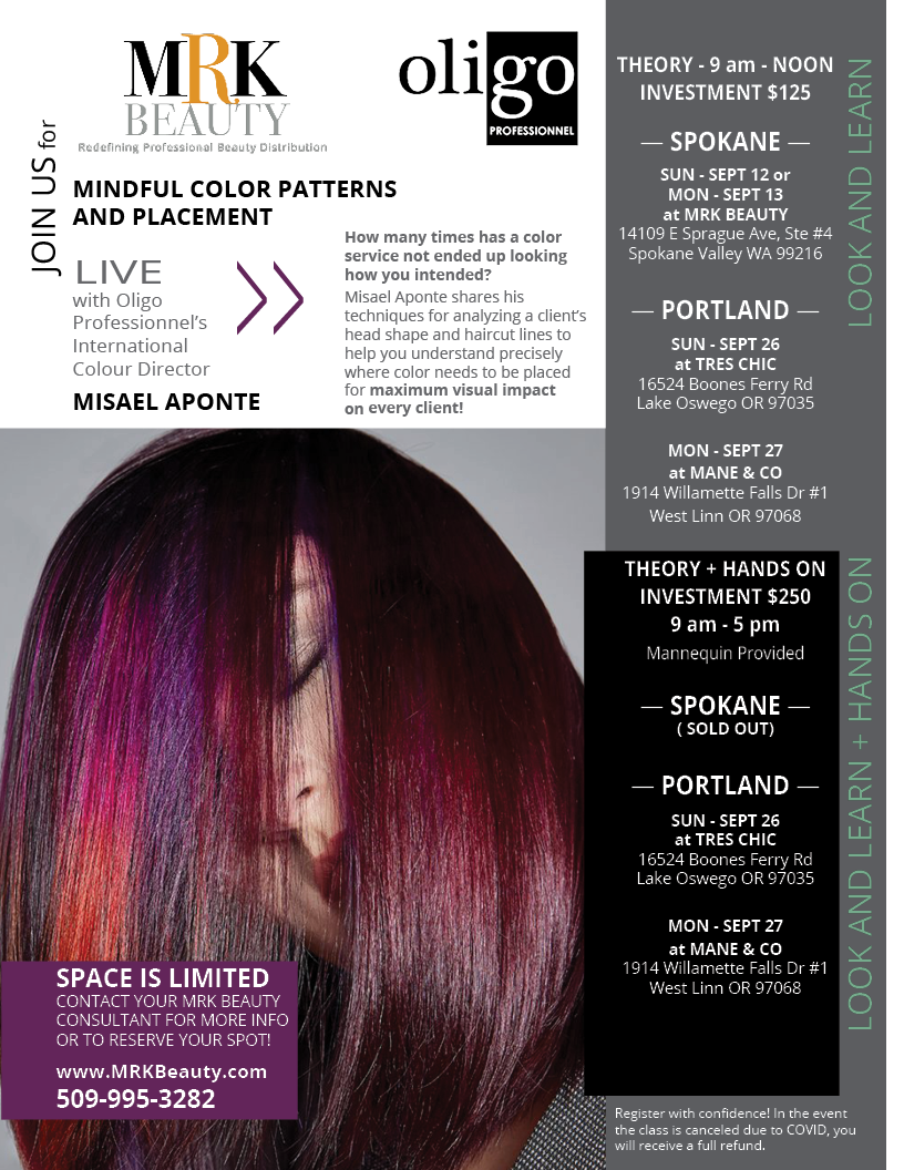 mindful color patterns and placement with misael aponte live classes